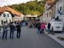 Odkritje obeležja Kranjski čebeli v Višnji Gori